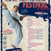 2012 Moo Duk Kwan National Festival