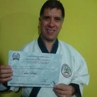 Moo Duk Kwan® School Proudly Remembers – Carlos Alberto Schiavo, Sa Bom Nim, Dan Bon # 34642