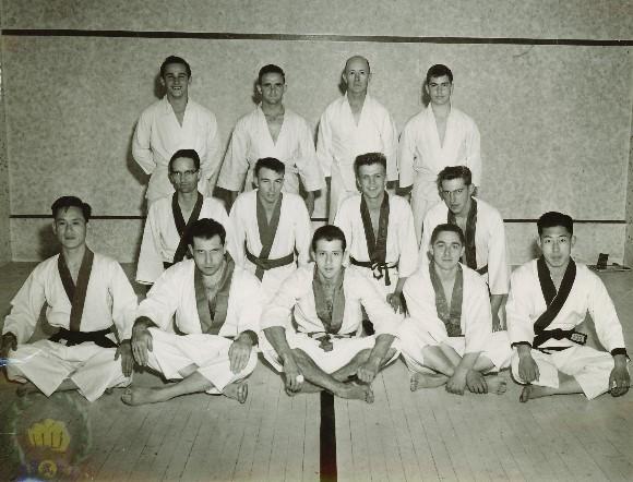 tsd at us 8th army 1959